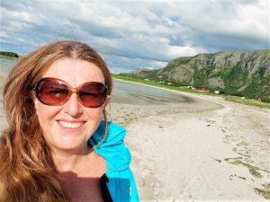 Farstadsanden ved Atlanterhavsveien - Reiseblogger