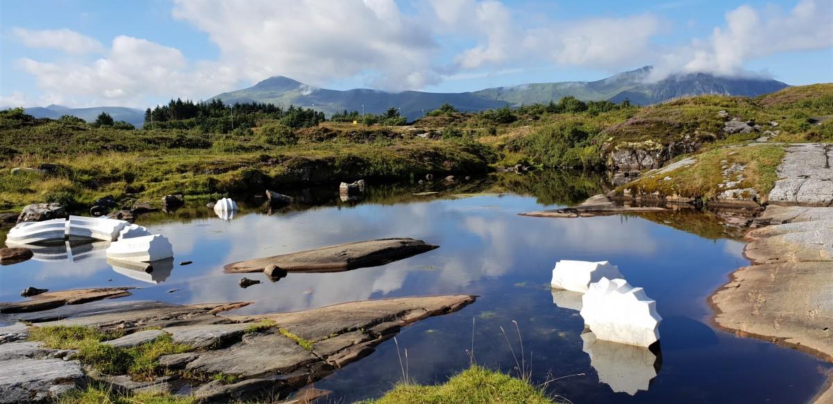 Atlanterhavsveien kunst kyststi