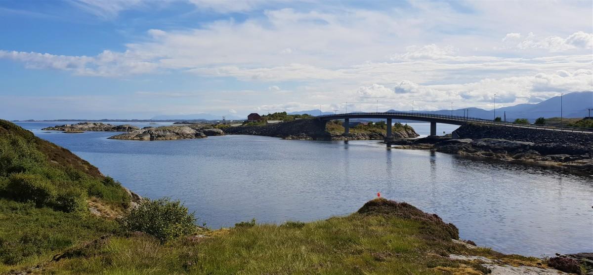 Bro på Atlanterhavsveien