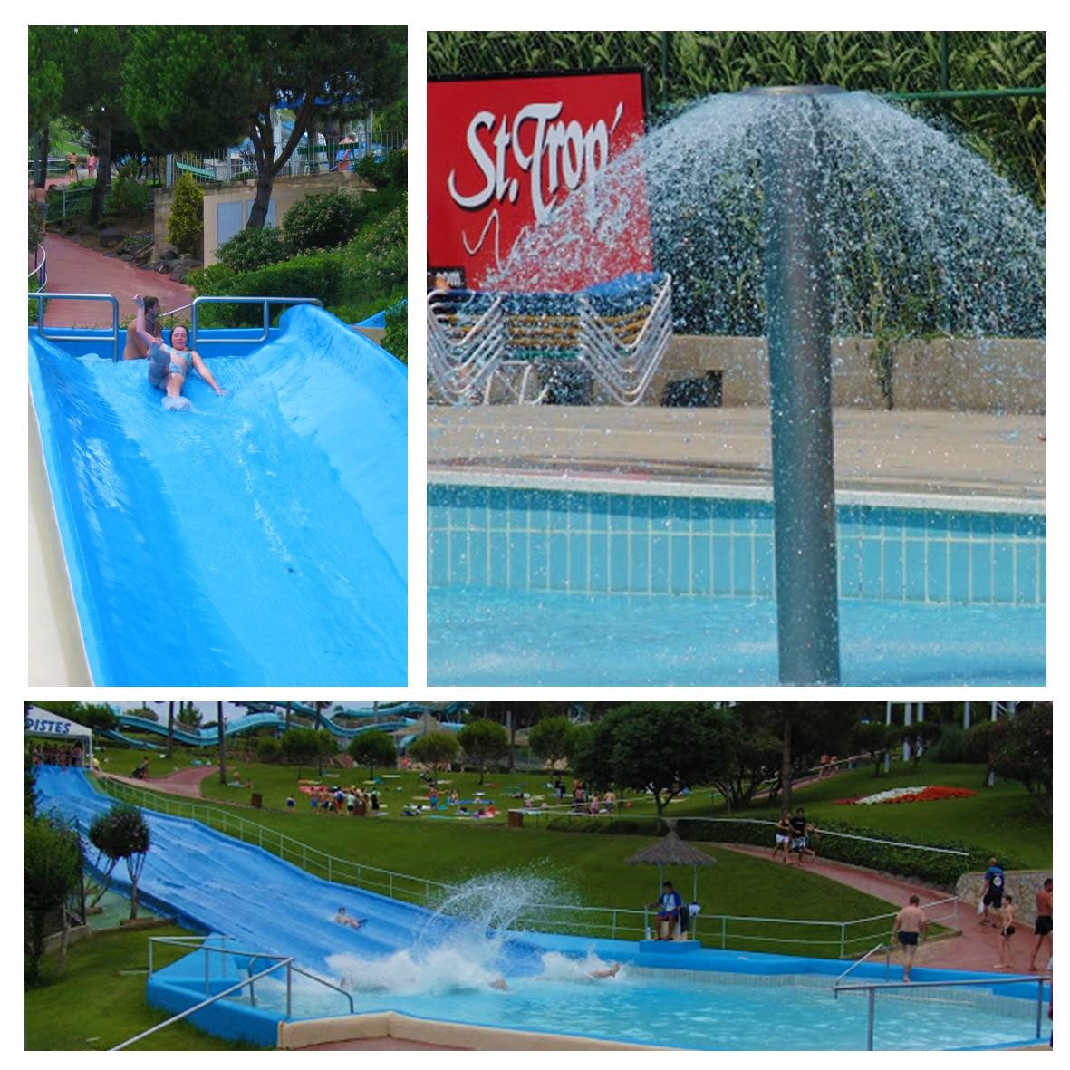 Waterworld i Lloret de Mar