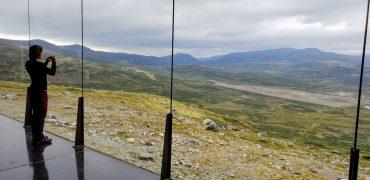 Topptur til Viewpoint Snøhetta