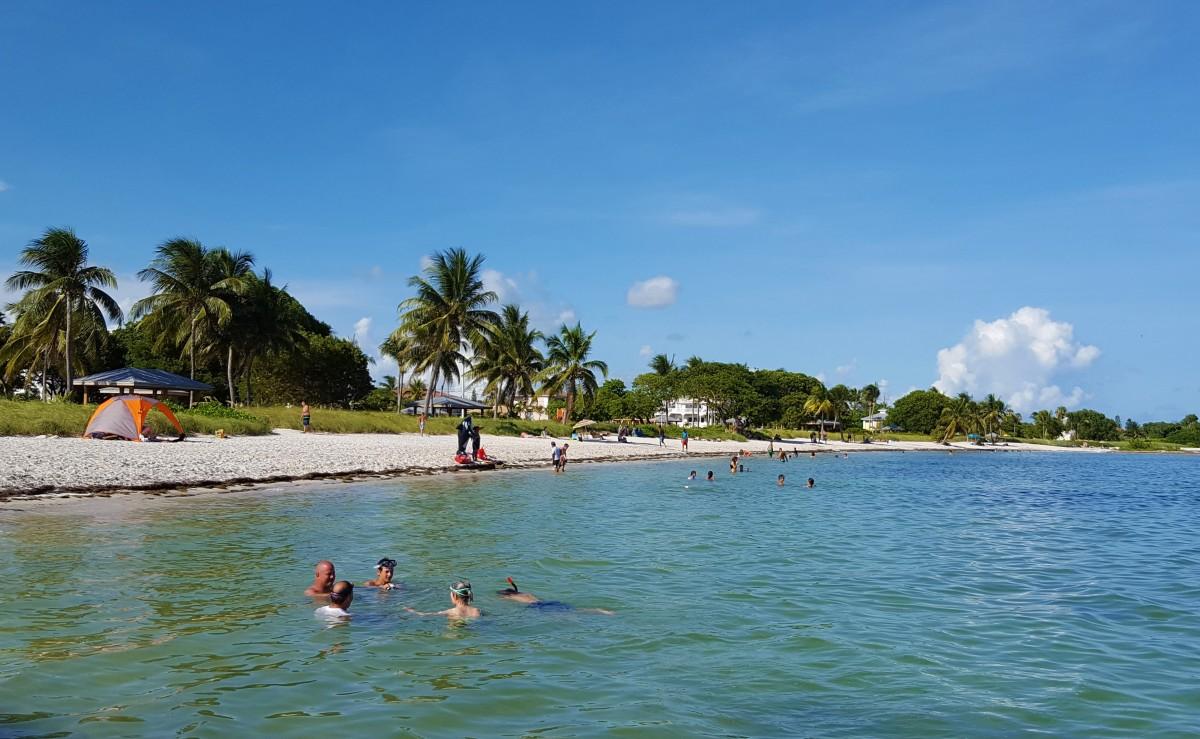 Bilferie i Florida Keys med besøk på Sombrero Beach