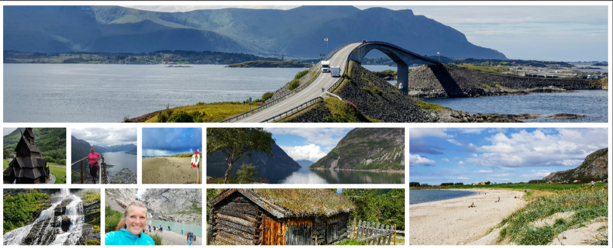 Bilferie i Norge - reiseblogg