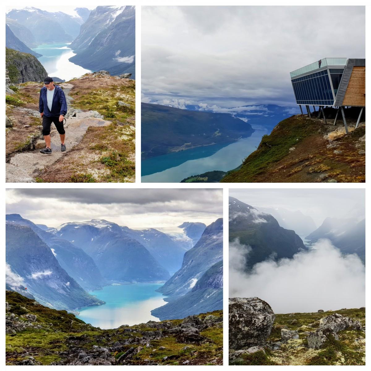 Loen Skylift - må du få med deg på bilferie i Norge