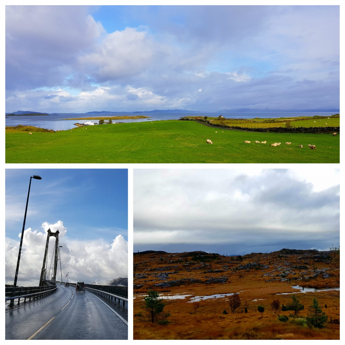 Bilferie fra Stavanger til Leirvik