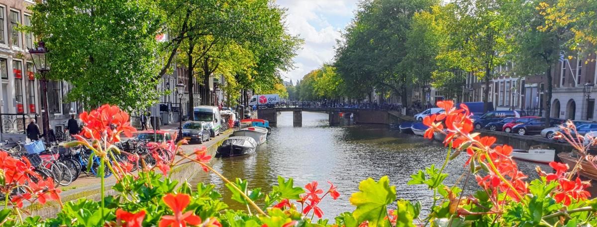 Joordan distriktet i Amsterdam.
