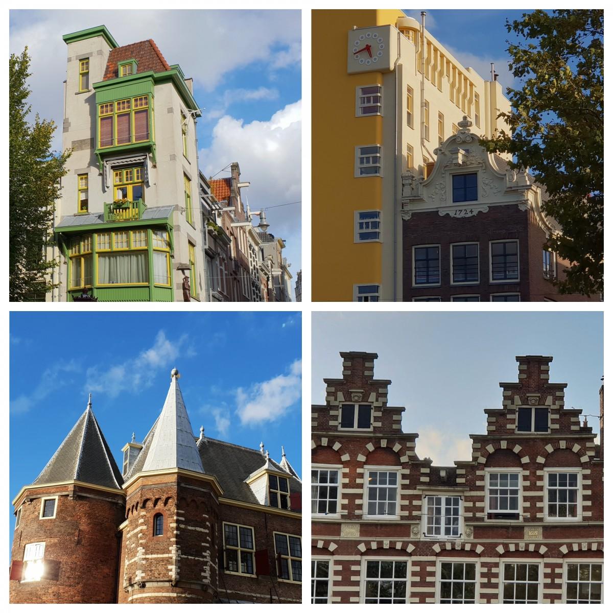 Aritektur Amsterdam