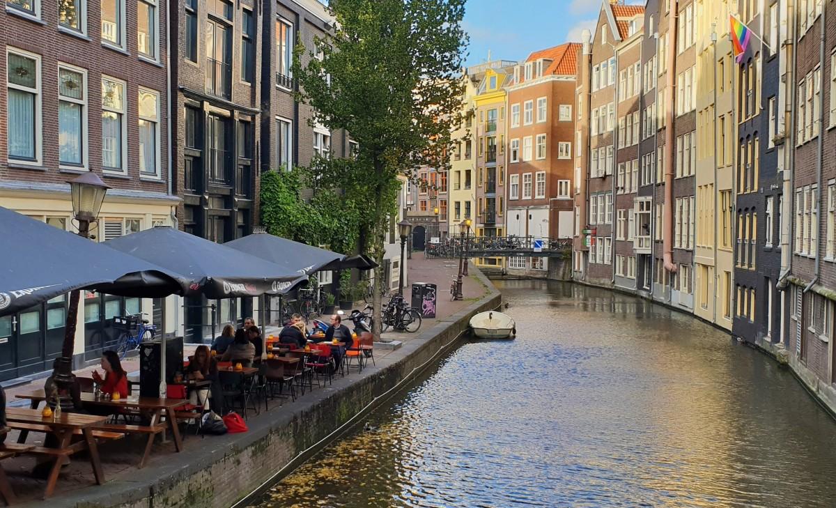 Kanal Red Light Disrict Amsterdam
