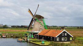 400 år gamle vindmøller