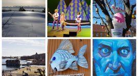 Favorittreiser i mars 2018