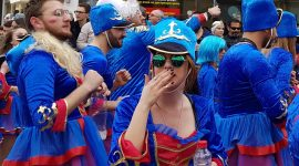Karneval i Rethymnon – vinterferie på Kreta