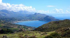 Kretas vakre sydkyst – dagsutflukt fra Rethymnon