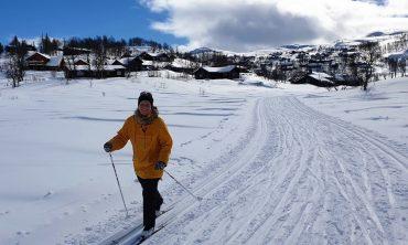 Vinterdrøm på Vierli på Rauland