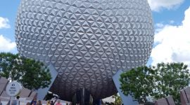 Disneys Epcot Center i Orlando