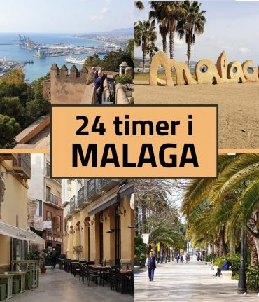 24 timer i Malaga – like ved Spanias Solkyst