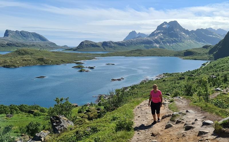 Fotturer i Norge