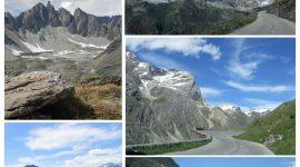 Spektakulære fjelloverganger i de franske alper