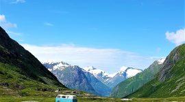 10 grunner til å reise på bilferie i Norge