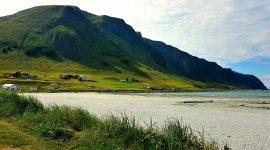 Strandparadis på Vestlandet
