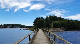Rundtur på Oterøya