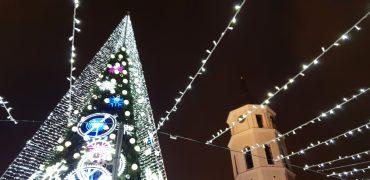 Julemarked i Vilnius