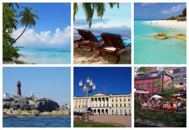 Favorittreiser i juni