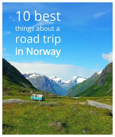 Awesome Road Trip in Norway