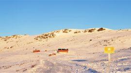 Vintereventyr på Valdresflya