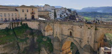 Bo ved den berømte broen i Ronda