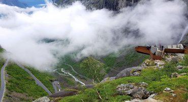 Trolsk i Trollstigen