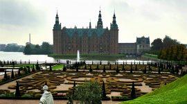 Frederiksborg slott i all sin prakt