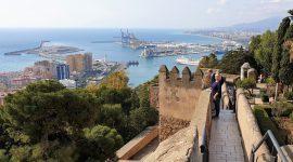 Malaga – Topptur til Gibralfaro