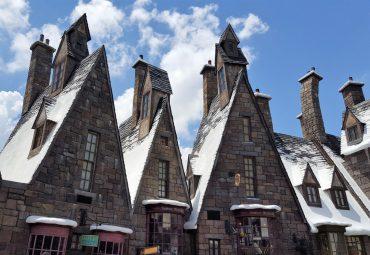 Fortryllet av Harry Potter i Universal Studios i Orlando