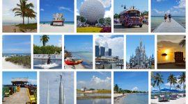 Bilferie i Florida – 17 dagers reiserute