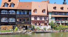 Historisk virvar i Bamberg