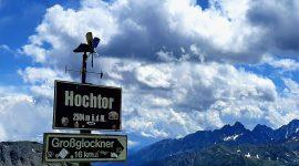 Alpeveien Grossglockner i Østerrike