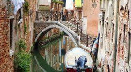 Bli med på en magisk rusletur i Venezia