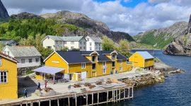 Nusfjord – et levende museum i Lofoten