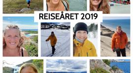 Favorittreiser i 2019