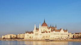Førjulstur til Budapest