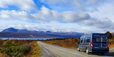Langs panoramaveien til Hemsedal
