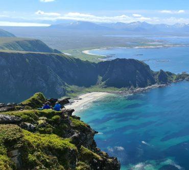Magisk topptur til Måtind på Andøya