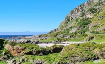Andøya rundt – bilferie i Nord-Norge